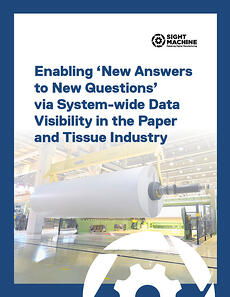 Enabling 'New Answers to New Questions' via System-wide Data Visibility in the Paper and Tissue Industry