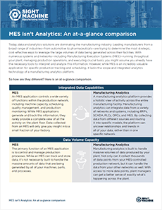 WP - SM - Analytics vs MES Thumbnail